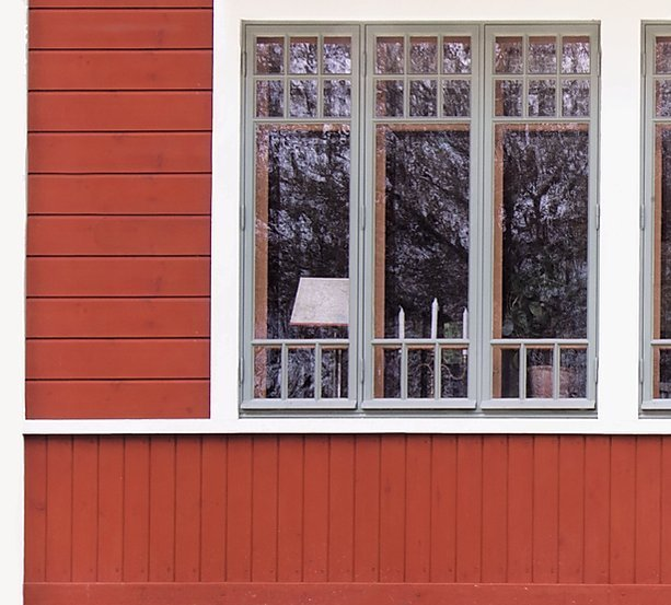 Kevään huoltotyöt – Ikkunat
